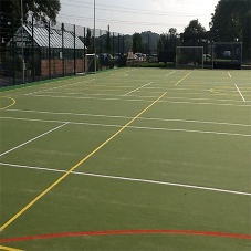 Playrite deliver a sports surface for Ashbridge Primary