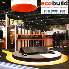 Bauder Back at ecobuild