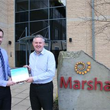 Marshalls joins the Council of Institute of Customer Service