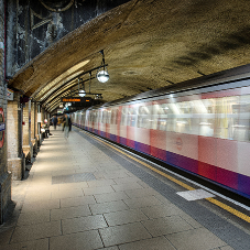 Goodlight LED lighting for TfL stations & bus shelters