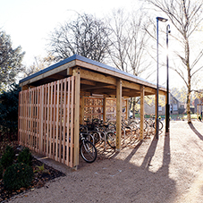 Cycle stores for University of Warwick
