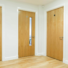 Allgood supply doorsets for residential building