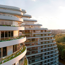 Harmer specified for luxury Chelsea Bridge apartments