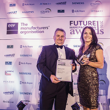 HydroGarden wins national innovation award