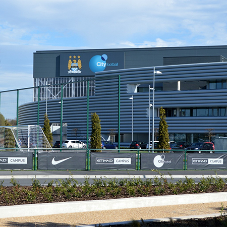 Sports fencing for Etihad Training Complex