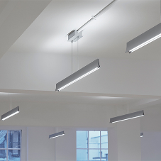 EasiLume's Pendant LEDs illuminate London office