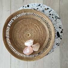 Diespeker terrazzo on eye-catching designer side table