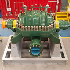 Sulzer pumps for major Brazilian water projects
