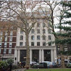 UFAC improves user wellbeing at Soho Square