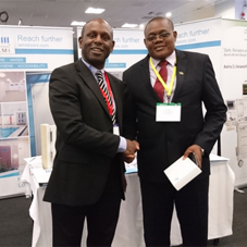Lami Doors appear at the Africa Healthcare Summit