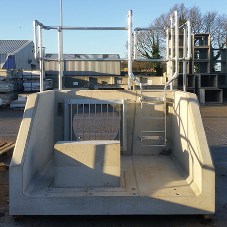 New range of Rectangular Precast Headwalls