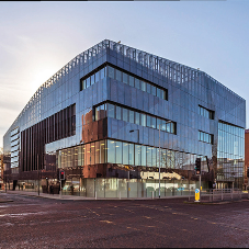 Eurobond Rainspan at the National Graphene Institute