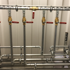 Geberit delivers piping solution for Data Centre