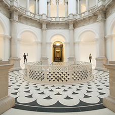 BAL products redevelop Tate Britain