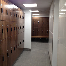 BAL products used at Somerset Leisure Centre