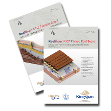 Kingspan Kooltherm K100 range expands