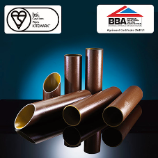 BBA certification for Harmer SML Below Ground Drainage