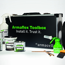 Install and trust Armacell system accessories