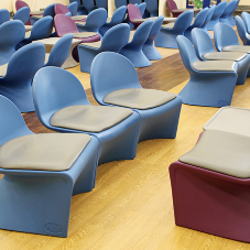 Robust Ryno range chairs chosen for HMYOI Aylesbury