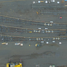 CEMEX creates one of its biggest rail crossing