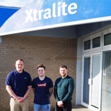 New staff at rooflight manufacturer aim high