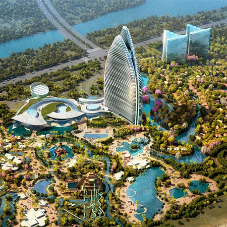 Aluk systems chosen for exclusive Atlantis resort