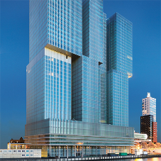 Kone helps transform Rotterdam skyline
