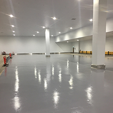 Mapefloor at Morrisons food plant