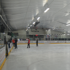 LG Heating for Gosport ice rink