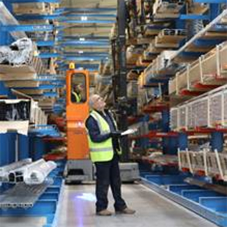 New warehouse space at Reynaers Birmingham boosts capacity