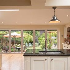 Origin bi-folding doors increase property value in Bath