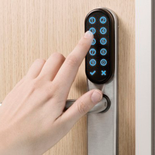 New Abloy SmartAir offers keypad activation