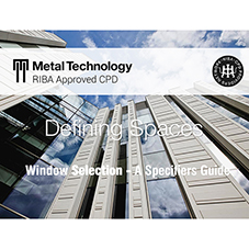Metal Technology CPD RIBA approved
