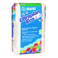 Mapei Ultraplan Eco 3210 now available in 20kg