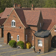 Ashdowne clay tiles perfect match for youth centre