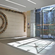 3 factors to consider when specifying reception doors