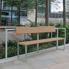 Wide range of seating for Ruskin Square