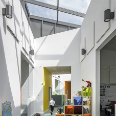 Rooflight brings natural light to Primary School