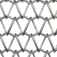 Coburg spiral steel mesh a versatile option