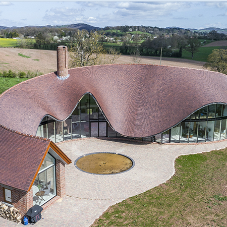 Marley tiles help make 'roof of the year'