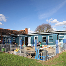 Full turnkey solution at Stanway Primary School