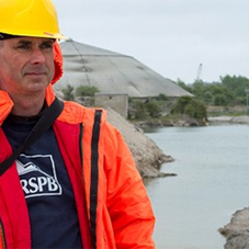 CEMEX cement plant surplus creates 3 new bird islands