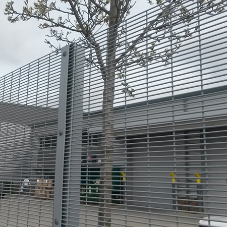 Alexandra fencing protects Group Le Duff's assets