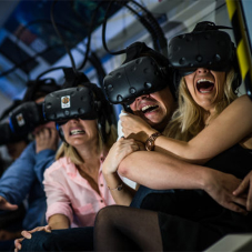 VDC upgrades the VR experience of Derren Brown's Ghost Train