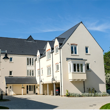BBA certified slates for new retirement village