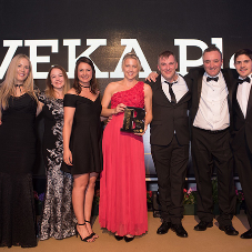 VEKA crowned 'Employer of the Year'