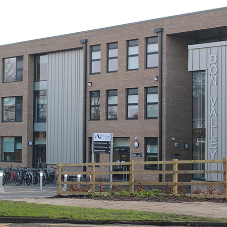 PVC casement windows for Don Valley Academy
