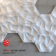 Triple awards for NMC products at the Red Dot Award