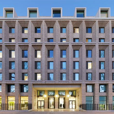Reynaers raises the profile of city student accommodation