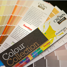 Consider colour outdoors with Sandtex Trade
